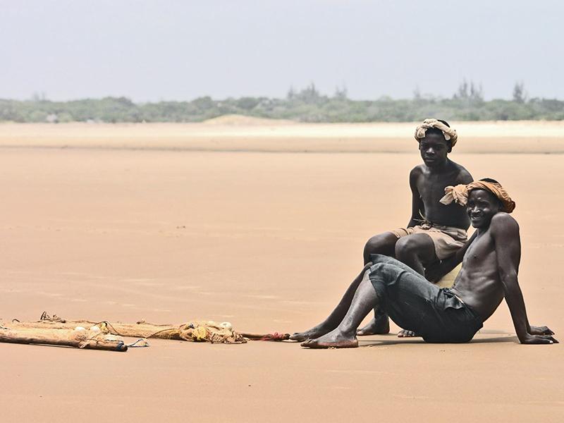 In attesa dell'alta marea - Kenya 2005