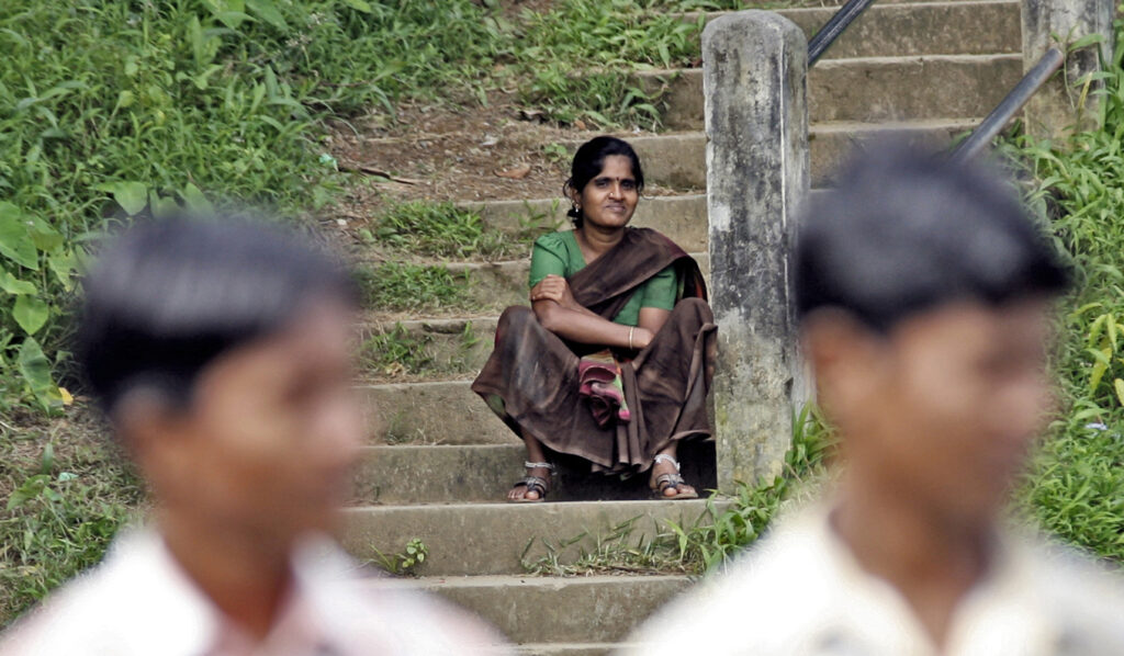 Nel mezzo - India 2006