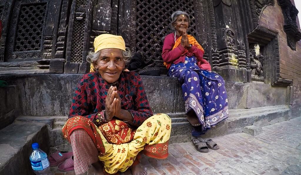 Donne locali - Nepal 2019