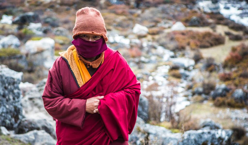 Monaco tibetano_Nepal 2019